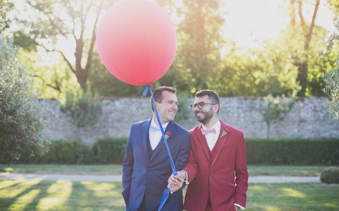 Marc & Benoit – D'Day – Photographe Mariage