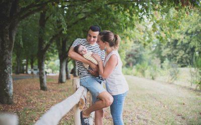 Malvina, Alexandre et Ethan – Séance Famille – Photographe Famille