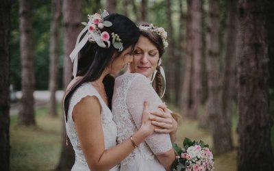 Sophie & Célestine – D'Day – Reportage Mariage