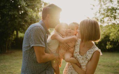 Rachel & Denis – Séance Famille – Photographe Vendée