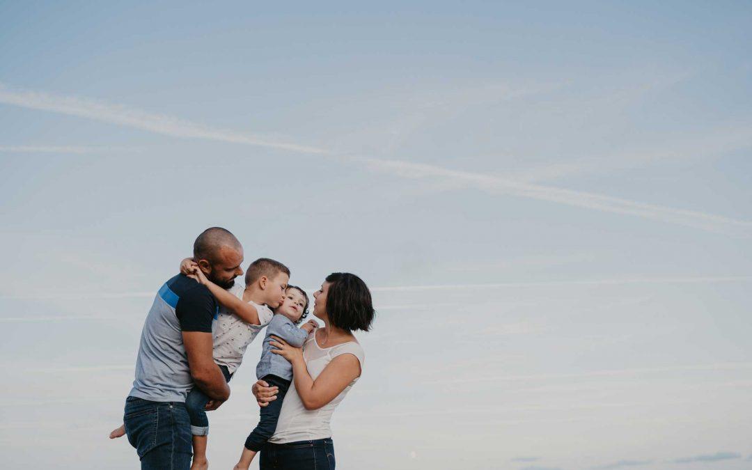 Alice & Xavier – Séance Tribu – Photographe Famille