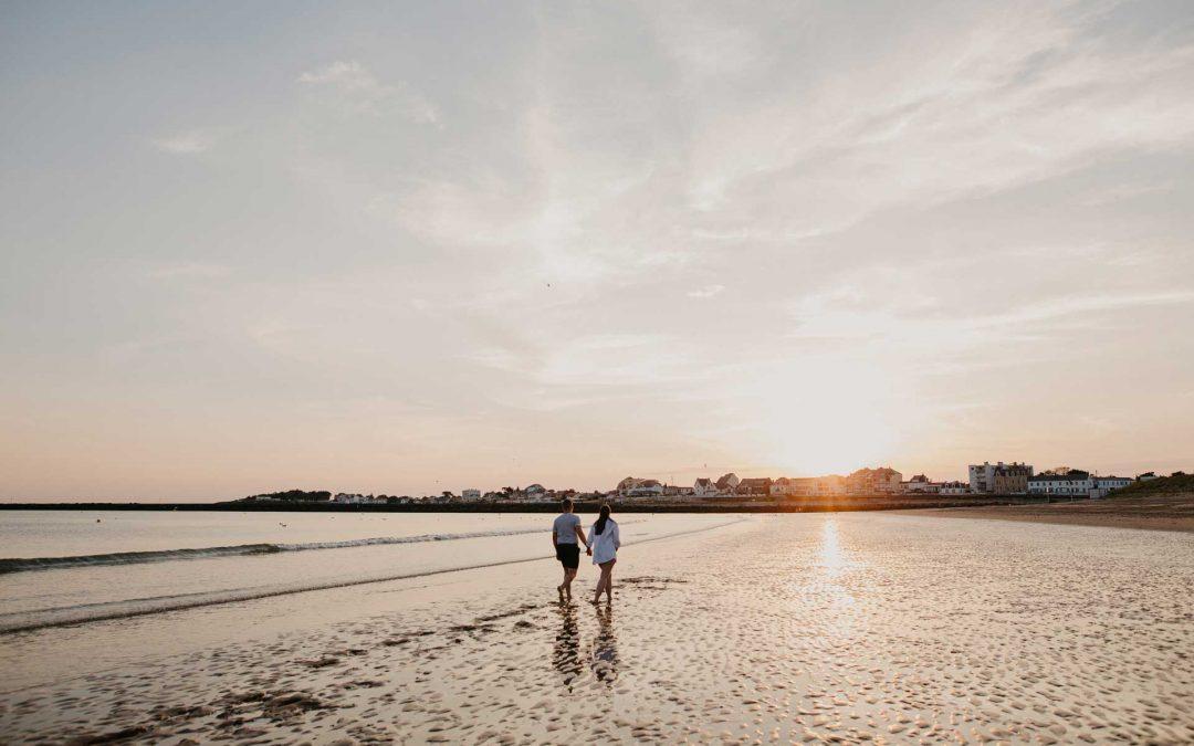 Claire & Samuel – Séance Grossesse – Photographe Vendée