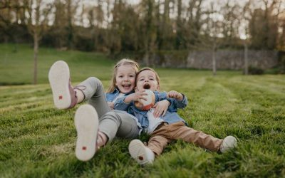 Capucine et Augustin – Séance Famille – Photographe Vendée
