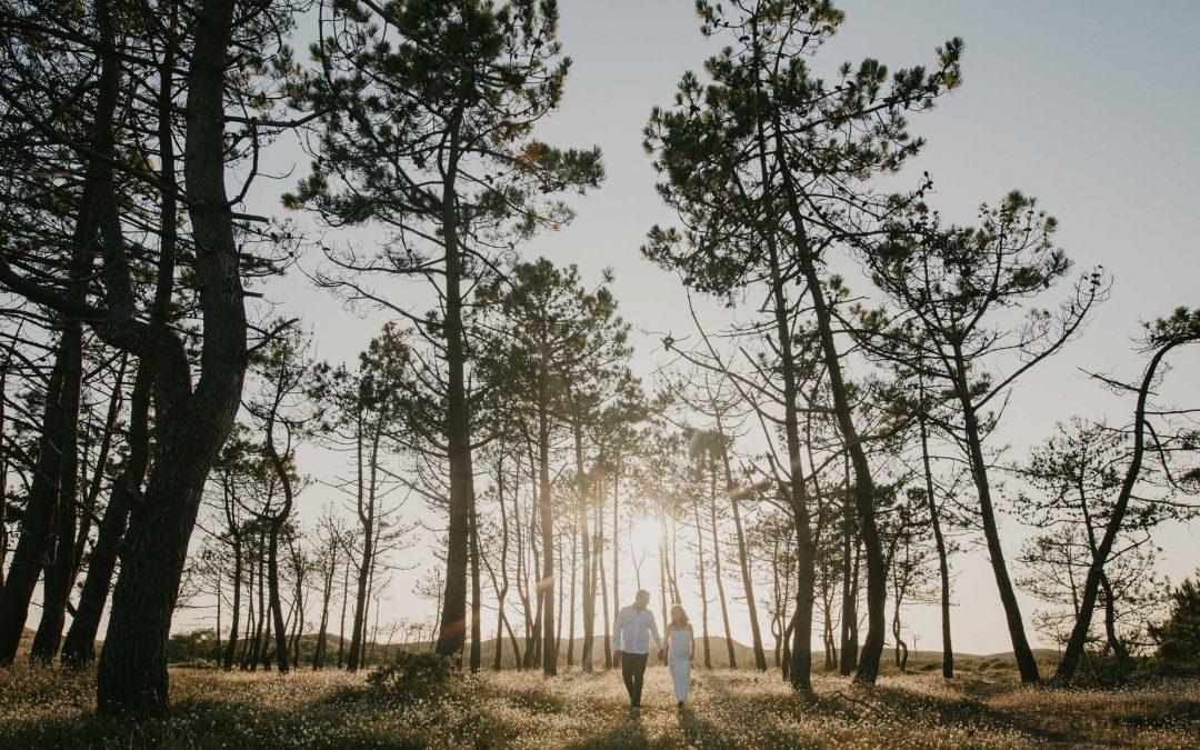 Pauline & Ludovic – Séance Engagement – Photographe Pays de la Loire